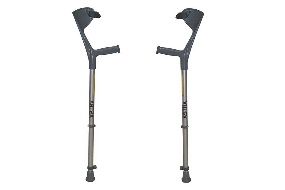 Elbow-Crutches