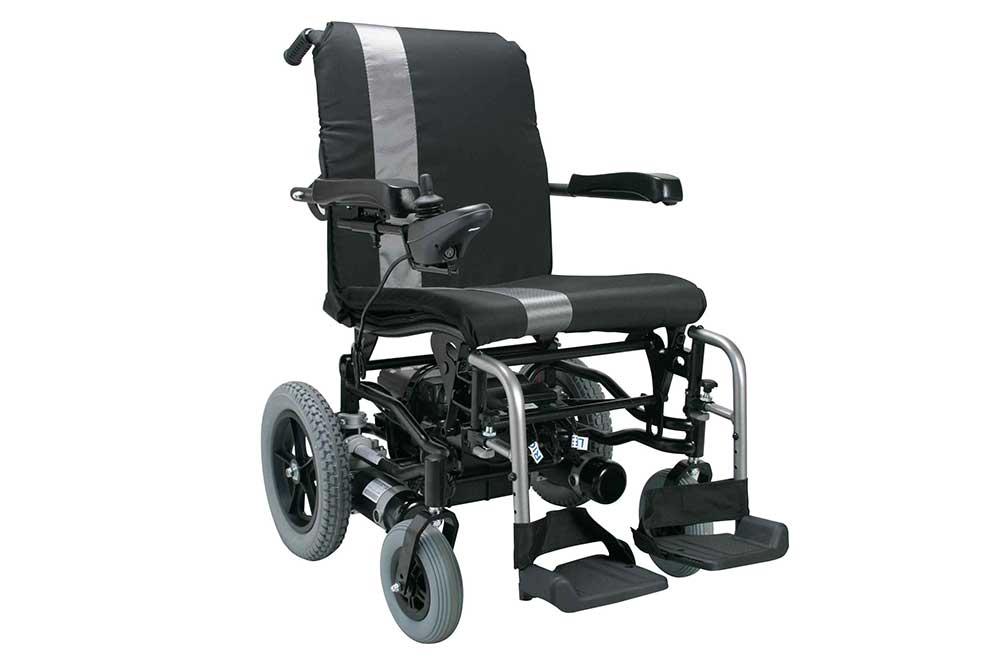 Motorized-Electric-Wheelchair