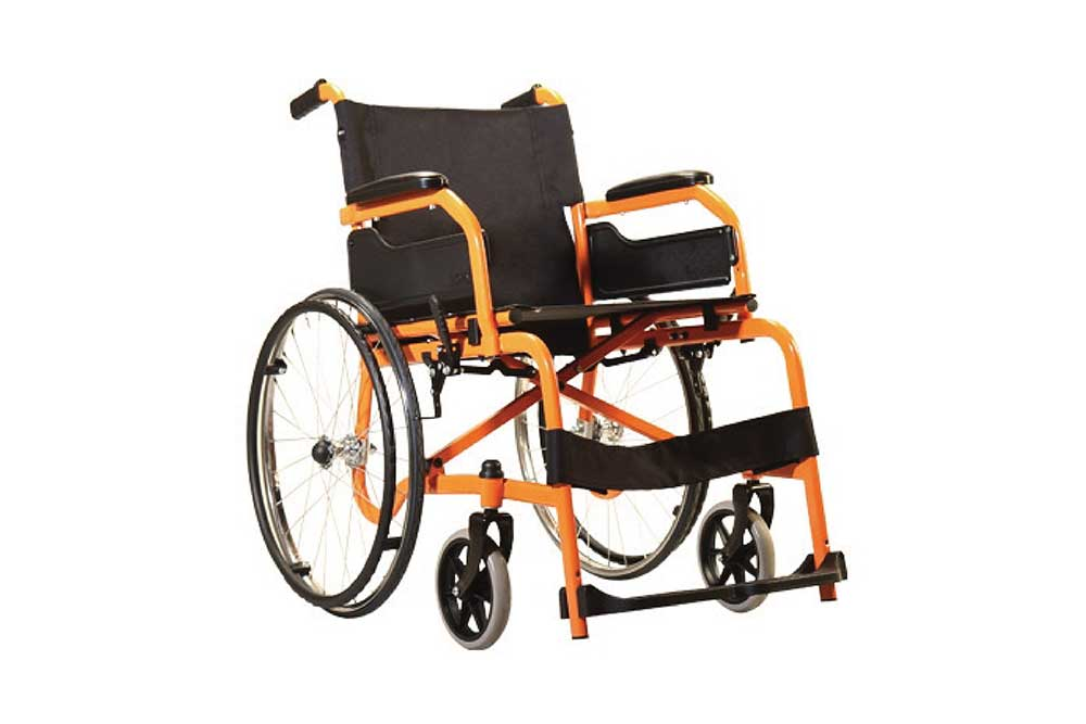 Standard-wheelchair-on-rent